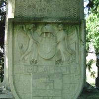 Budapesti és magyar középcímer - Budapest, Fiumei úti temető