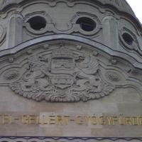 Budapest címer - Budapest, Gellért Szálló