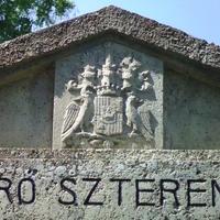 Szterényi címer - Budapest, Fiumei úti temető