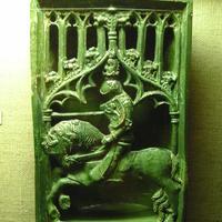 Oroszlános címer - Budapesti Történeti Múzeum