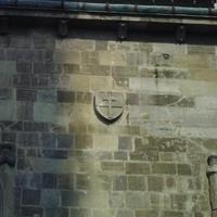 III. Béla címere - Budapest, Szentháromság tér