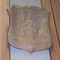 Csanád címere - Budapest, OSZK