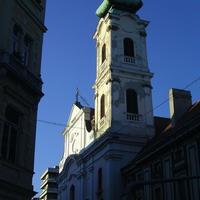 Erzsébet apácák temploma - Budapest, Fő utca