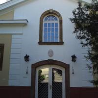 Pomáz - Wattay-Teleki kastély, utcai front