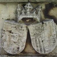 Hunyadi Mátyás és Aragóniai Beatrix címere - Budapesti Történeti Múzeum