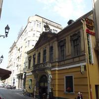 Péterffy palota - Budapest, Piarista utca