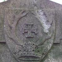 Zichy címer - Budapest, Fiumei úti temető