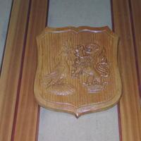 Kraszna címere - Budapest, OSZK