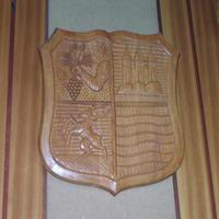 Közép-Szolnok címere - Budapest, OSZK