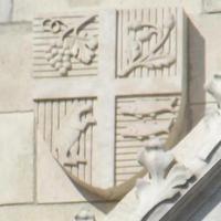Bereg vármegye címere - Budapest, Országház