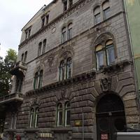 Budapest - Krúdy Gyula utca 11.