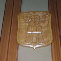 Vezprém vármegye címere - Budapest, OSZK