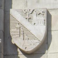 Bars vármegye címere - Budapest, Országház