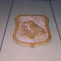 Hunyad címere - Budapest, OSZK