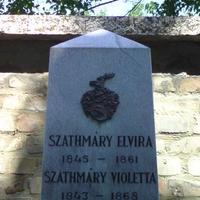 Szathmáry címer - Budapest, Fiumei úti temető