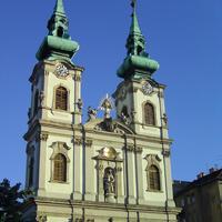 Szt. Anna templom, Budapest, Batthyány tér