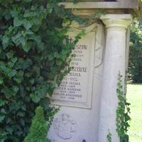 Rigler sír - Budapest, Fiumei úti temető