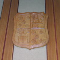 Udvarhely vármegye címere - Budapest, OSZK