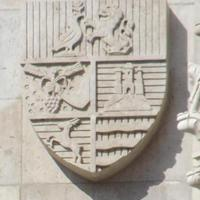 Szilágy vármegye címere - Budapest, Országház