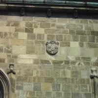 Rákóczi címer - Budapest, Szentháromság tér
