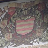 Árpád-házi címer - Budapest, Vajdahunyadvár