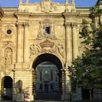 Oroszlános kapu, Budai királyi palota, Budapest