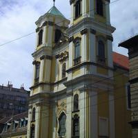 Ferences templom - Budapest, Margit krt