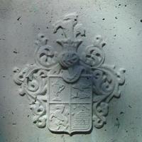 Farkasházy címer - Budapest, Fiumei úti temető