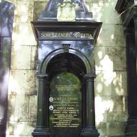 Soretz sír - Budapest, Fiumei úti temető