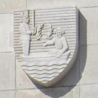 Fogaras vármegye címere - Budapest, Országház
