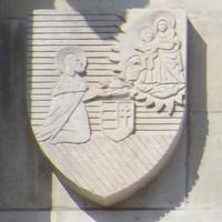 Fejér vármegye címere - Budapest, Országház