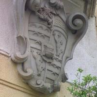 Firmian címer - Budapest, Lendvay utca