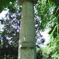 Vaszilievics János síremléke - Budapest, Fiumei úti temető