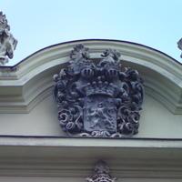 Hatvany-Deutsch címer - Budai vár