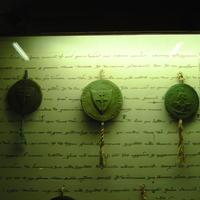 Kettőskeresztes címeres pecsétek - Budapesti Történeti Múzeum 2