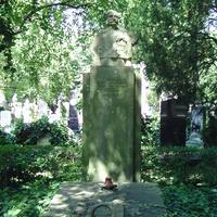 Wlassics Gyula sírja - Budapest, Fiumei úti temető