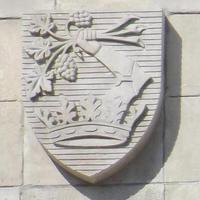 Somogy vármegye címere - Budapest, Országház
