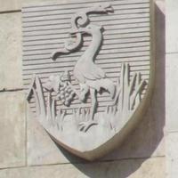 Heves vármegye címere - Budapest, Országház