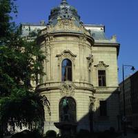Wenckheim palota - Budapest, Szabó Ervin tér