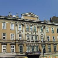 Ismeretlen címer - Budapest, Rákóczi út 2