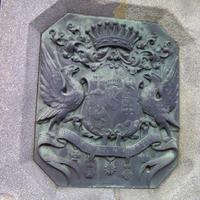 Széchenyi István címere - Budapest, Lánchíd