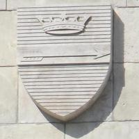 Zala vármegye címere - Budapest, Országház