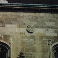 Horvátország címere - Budapest, Szentháromság tér