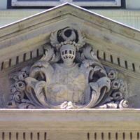 Ismeretlen címer - Budapest, Országház utca