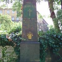 Zoltán János sírja - Budapest, Fiumei úti temető