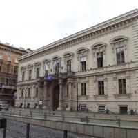 Andrássy Egyetem - Pollack Mihály tér, Budapest