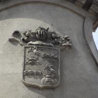 Ismeretlen címer - Budapest, Egyetem tér