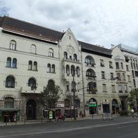 Ismeretlen címer - Budapest, Bartók Béla út 2