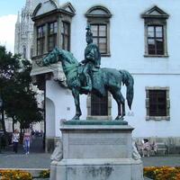 Hadik szobor - Budapest, Úri utca