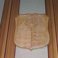 Zemplén címere - Budapest, OSZK